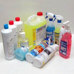 Profesionalūs chemijos produktai