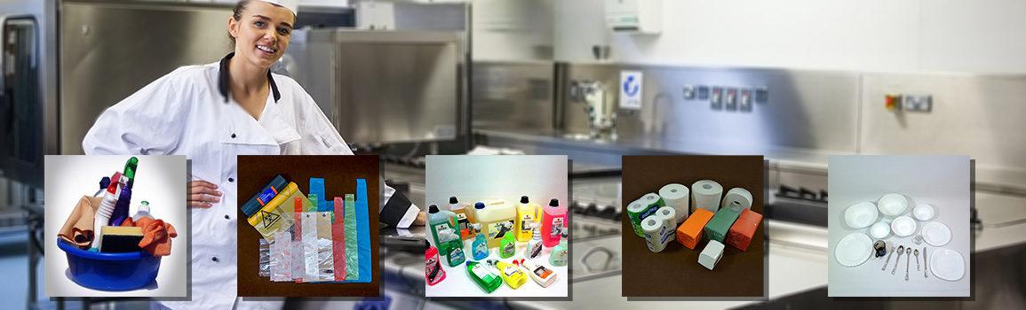 Profesionali buitinė chemija virtuvei